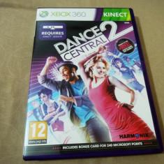 Joc Kinect Dance Central 2, XBOX360, original, alte sute de jocuri!, Sporturi, 3+, Multiplayer