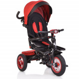 Tricicleta cu Sezut Rotativ Jockey Red, Cangaroo