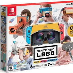 Set Nintendo Labo Toy-Con 04 Vr Kit Nintendo Switch