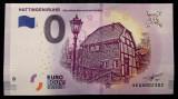 Germania 0 Euro Souvenir 2019 Hattingen Ruhr Zollhäuschen UNC necirculata  **