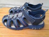 Alive Blue / sandale copii mar. 34