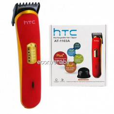 Masina de tuns Reincarcabila 3W HTC AT1330A
