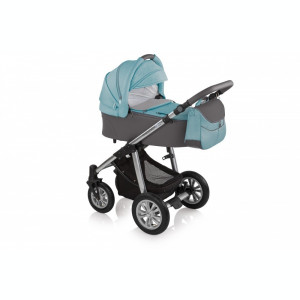 Baby Design Dotty 05 Turquoise 2017 Carucior 2 in 1