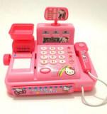 Casa de marcat Hello Kitty cu sunete si lumini