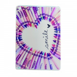 Husa spate Apple iPad Air 5 5th A1474 A1475 + folie protectie display + stylus, 9.7 inch