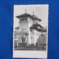 CARTE POSTALA * CLUJ , BISERICA ORTODOXA DIN CALEA REG. FERDINAND  , 1939