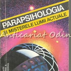 Cumpara ieftin Parapsihologia Si Misterele Lumii Actuale - Cristian Negureanu