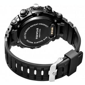 Ceas Spion cu Camera iUni SpyCam FOX9, Full HD 1080p, Wireless, Night Vision, Senzor de Miscare, 32GB