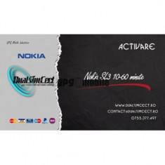 Decodare Nokia SL3 prin BruteForce -- 10-60 minute
