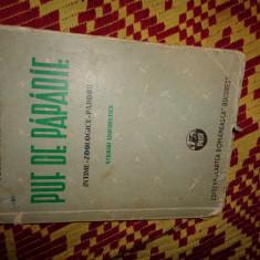 carte veche puf de papadie intime zoologice parodii -an1944 florin iordachescu