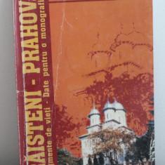 I. H. Draganescu - Traisteni Prahova. Fragmente de vieti. Monografie