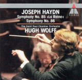 "HAYDN : Symphony No. 85 ""La Reine"" * Symphony No. 86  ( CD )"