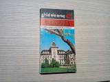 CRAIOVA - Ghid de Oras - Florea Firan, Alex. Firescu - 1982, 188 p.+ 1 harta, Alta editura
