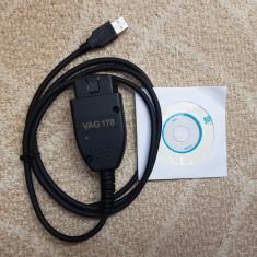 VAG COM VCDS 17.8 HEX VAG COM - limba Engleza, merge cu internet pornit !