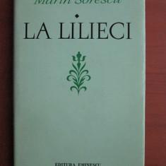 LA LILIECI - MARIN SORESCU