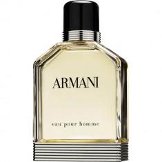 Armani Eau pour Homme Apa de toaleta Barbati 100 ml