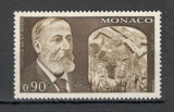 Monaco.1972 50 ani moarte C.Saint-Saens-compozitor  MM.652