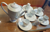 Set serviciu de ceai / cafea Vintage Dorohoi