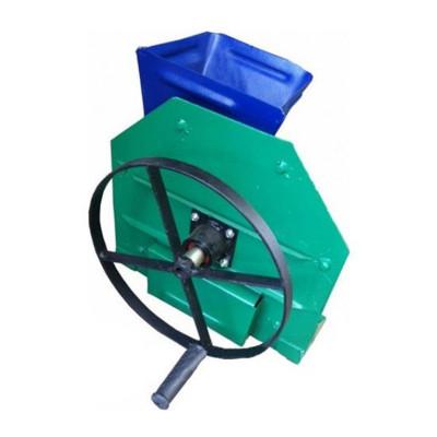 Moara manuala cu disc pentru fructe/legume Craft Tec, 300 kg/h, Verde foto