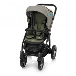 Carucior Multifunctional 2 in 1 Baby Design Husky Winter Pack 04 Olive