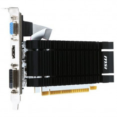 Placa video MSI GeForce GT 730, 2GB DDR3 (64 Bit), HDMI, DVI, D-Sub
