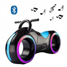 Star One bicicleta fara pedale cu Bluetooth si Iluminare LED, 16, 12, 1