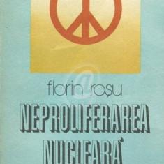 Neproliferarea nucleara