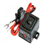 Dispozitiv ultrasunete impotriva jderilor, sobolanilor si soarecilor ce rod instalatia electrica a masinii, Kemo M 180