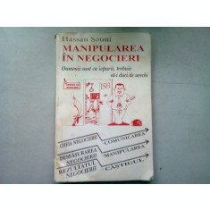 Manipularea in relatiile publice - Arnauld du Moulin de Labarthete