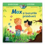 Cumpara ieftin Max si bucuriile primaverii, Christian Tielmann, Sabine Kraushaar