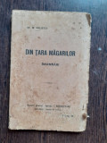 DIN TARA MAGARILOR, INSEMNARI - ST.M. ZELETIN