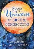 Oracle cards: Notes from The Universe on Love and Connection