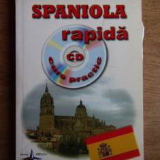 Ana-Maria Cazacu - Spaniola rapidă ( cu CD )