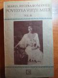 regina maria - povestea vietii mele din anul 1991- vol 3
