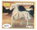 Joc puzzle lemn -S- cal M007A-2