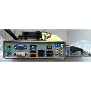 KIT  GAMING AM3+    MSI 760GMA-P34 (FX) + AMD FX-4100 3.6GHz + COOLER FX
