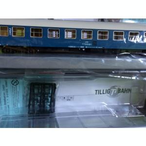 .  2 Vagoane calatori cl. 2 CFR - TT TILLIG 16679