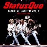 Status Quo Rockin All Over LP (vinyl)