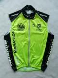 Vesta ciclism Kalas SportsWear OAMTC. Marime L: 54 cm bust, 60 cm lungime etc.
