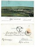 Odorheiu Secuiesc 1901 - Ilustrata circulata