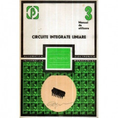 Circuite integrate liniare - Manual de utilizare vol. III