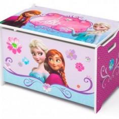 Ladita din lemn pentru depozitare jucarii Fun Toy Disney Frozen
