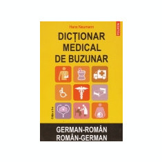 Dictionar medical de buzunar german-roman, roman-german