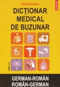 Dictionar medical de buzunar german-roman, roman-german foto