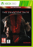 Joc consola Konami Metal Gear Solid 5 The Phantom Pain D1 Edition XBOX 360