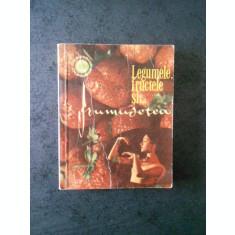 MARIANA IONESCU - LEGUMELE, FRUCTELE SI FRUMUSETEA (Colectia Caleidoscop)