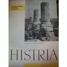 HISTRIA-EM.CONDURACHI,EDITIA A II-A
