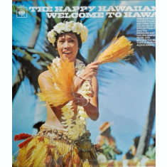 The Happy Hawaiians - Welcome to Hawaii (Vinil)