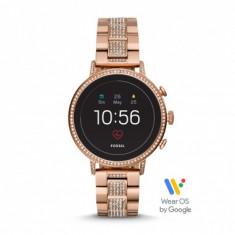Smartwatch de damă Fossil Gen 4 Q Venture FTW6011