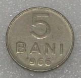 G5. ROMANIA 5 BANI 1966 **